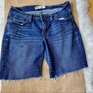 Women's Levi's 529 Curvy Bootcut Shorts